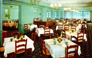Kentucky Berea Boone Tavern Hotel Main Dining Room