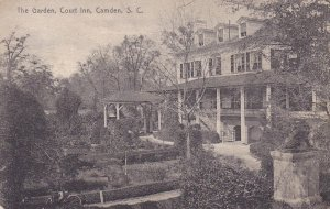 The Garden , Court Inn , Camden , South Carolina , PU-1918