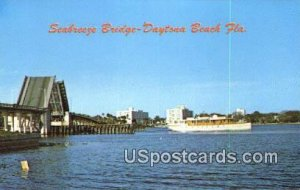 Seabreeze Bridge - Daytona Beach, Florida FL