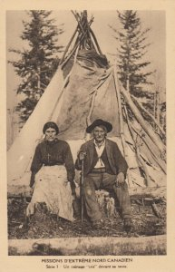 Eskimo & Indian Missions , Canada , 1910s ; View #4