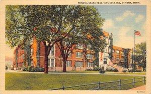Winona State Teachers College  Winona,  MN