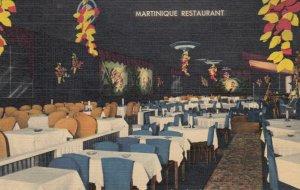 CHICAGO , Illinois , 1930-40s ; Martinique Restaurant ; #2