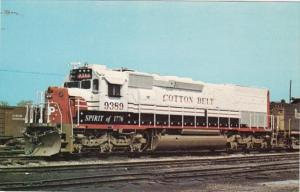 St Louis Southwestern SD45T-2 Locomotive Cotton Belt 9389