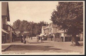 Isle of Wight Postcard - Bembridge Street Scene  DC78