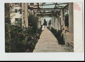 ca Pasadena California c1906  Hotel  Pergola Postcard