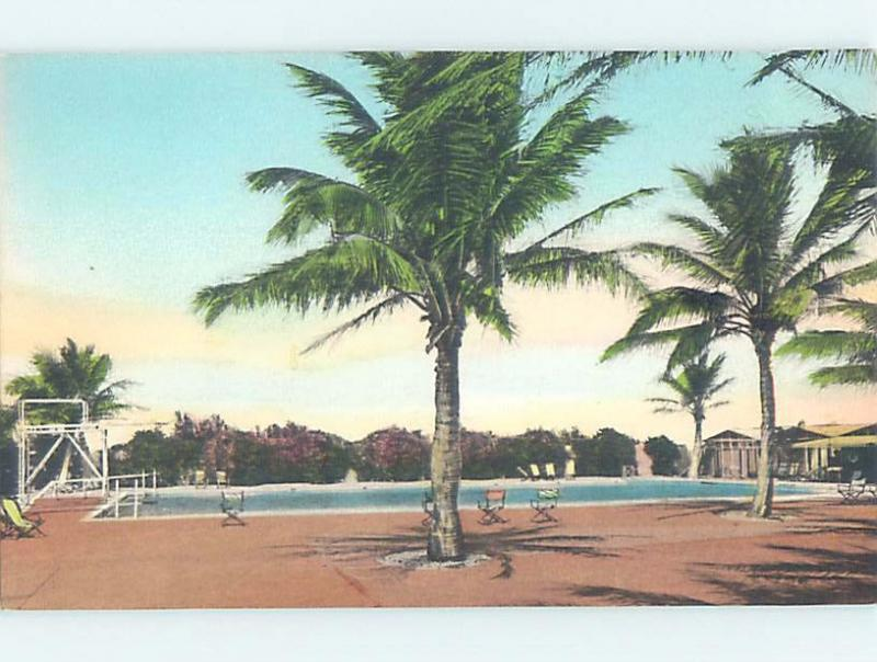 1920's SWIMMING POOL Boca Raton Florida FL ho6050