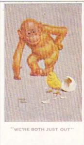 Carreras Vintage Cigarette Card Gran-Pop No 29 Both Just Out