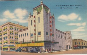 EL PASO, Beautiful Modern Kress Building, Texas, 30-40s