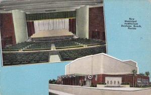 Florida Daytona Beach New Municipal Auditorium 1960
