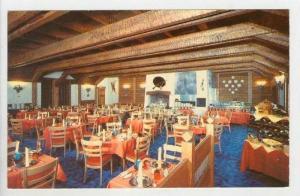 Interior of Restaurant @ Fort Garry Hotel,Winnipeg,Manitoba,Canada 1960-70s