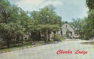 Alabama Cheaha State Park The Cheaha Lodge