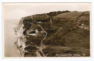 RP, Ecclesbourne Cliff, Hastings (Sussex), England, UK, 1920-40s
