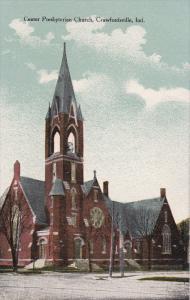 CRAWFORDSVILLE, Center Presbyterian Church, Indiana, 00-10s