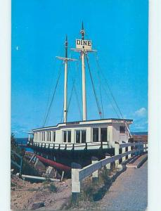 Unused Pre-1980 TOWN VIEW SCENE Margaree Harbour Nova Scotia NS p9214