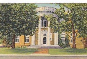 Governor's Mansion Santa Fe New Mexico Curteich