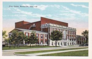 Oklahoma Bartlesville Civic Center