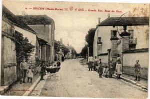CPA Bricon - Grande Rue (270452)
