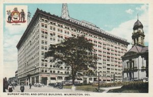 WILMINGTON, Delaware, 1900-10s ;  Dupont Hotel and Office Building