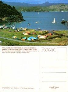 Whangaruru North Head Scenic Reserve, Bay of Islands Maritime and Historic Pa...