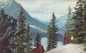QUEBEC, Canada, PU-1986; Lac Carre
