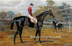 Iroquois 1879-1900 First American Bred ever to have won the English Derby 188...