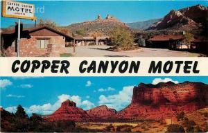 AZ, Sedona, Arizona, Copper Canyon Motel, Dexter No. 32212-B