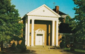WOODSTOWN , New Jersey , 50-60s ; Woodstown United Presbyterian Church