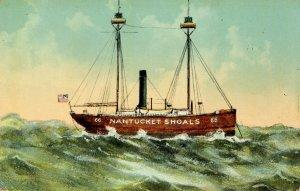 MA - Nantucket Shoals Lightship No. 66
