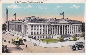 U S Treasury Washington DC