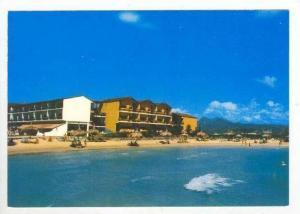 Hotel Frantel, Trois Ilets, La Plage, Martinique, 1940-1960s