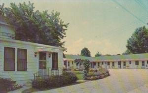 Kentucky Paris Fister's Colonial Motel