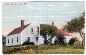 Orrs Island, Me, Pearl House