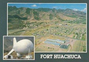 Aerial View Fort Huacha Arizona
