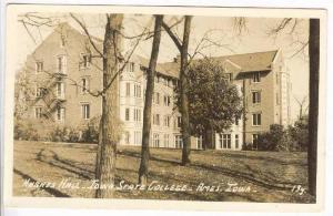 RP, Hughes Hall-Iowa State College, Ames, Iowa, PU-1943