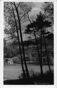 Poland Jaworze Ernsdorf real photo Postcard