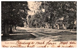 Connecticut  Litchfield , South Street
