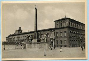 Italy - Rome, Palace of Quirinale, now the Royal Residence   *RPPC