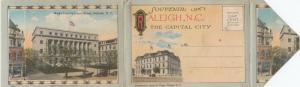 RALEIGH , North Carolina, 1900-10s