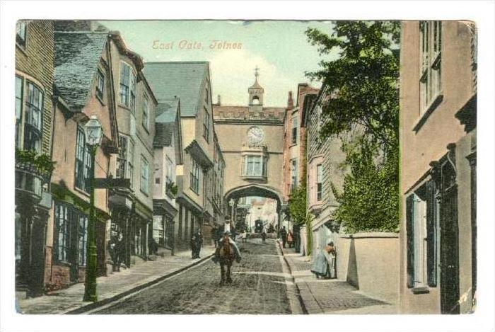 East Gate , Totnes, Devon , UK , 00-10s