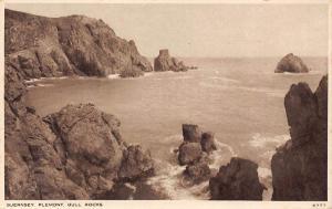 Guernsey Plemont Gull Rocks