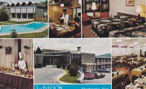 6-Views, Swimming Pool, Dining Room, Chef, Le Baron Hotel, Sherbrooke, Quebec...