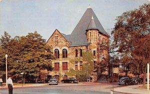 Methodist Church Newton Centre, Massachusetts Postcard