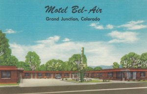 GRAND JUNCTION , Colorado , 30-40s ; Motel Bel-Air