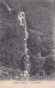 Switzerland Interlaken Harderbahn