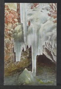 Ice Cave Near Idaho Falls,ID Postcard