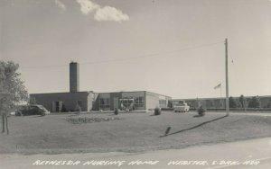 RP; WEBSTER , South Dakota , 1930-40s ; Bethesda Nursing Home