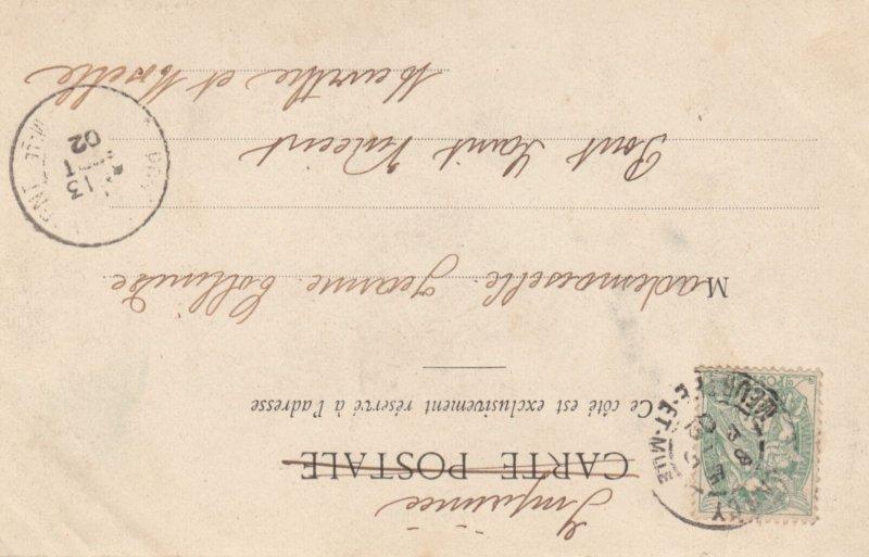 GERARDMER, Vosges, France, 1902 ; Vue Generale