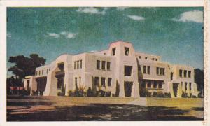 Exterior,  Eddy County Courthouse,  Carlsbad,  New Mexico,  40-60s