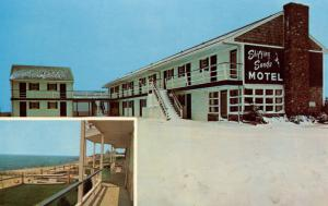 MA - Dennisport, Cape Cod. Shifting Sands Motel