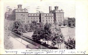 New York City Brooklyn St Mary's Hospital1906